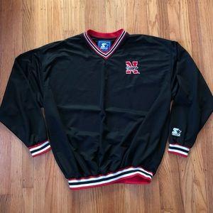 Nebraska Cornhuskers Vintage Starter Pullover NCAA